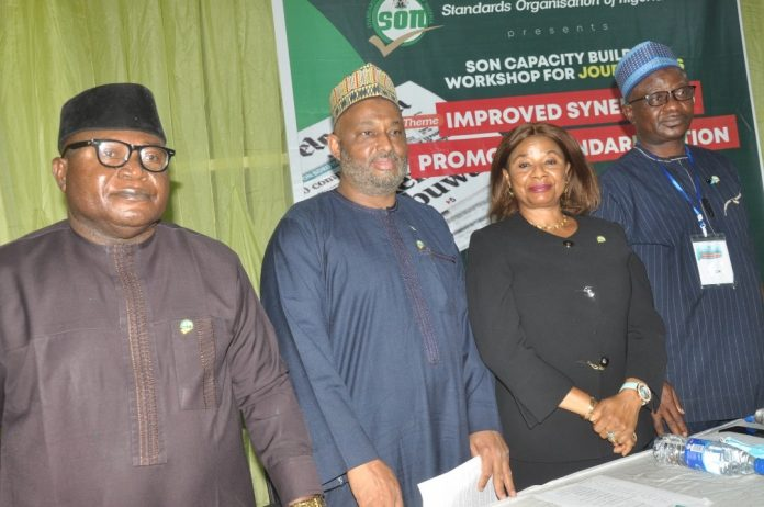 How SON reassured of Nigerian products' meeting international standards